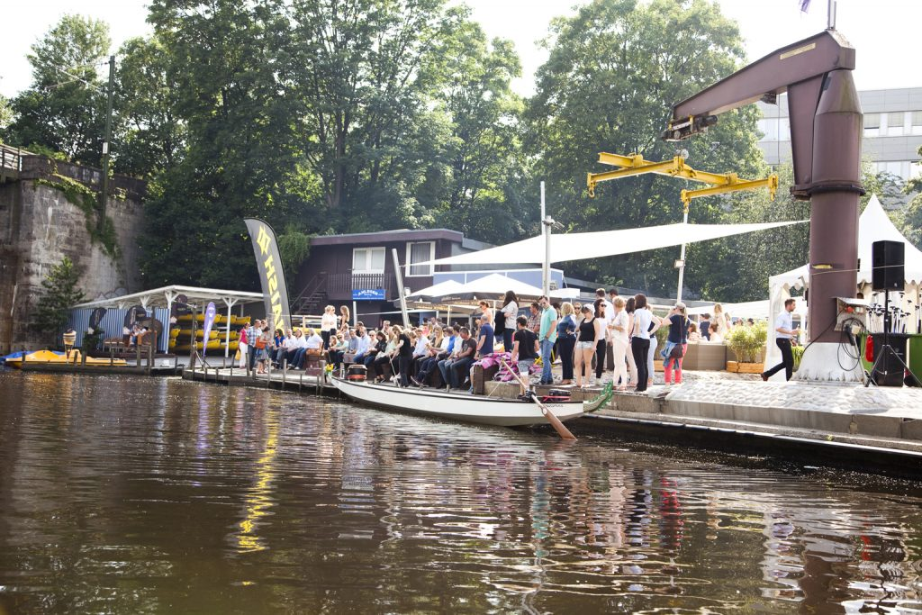 For dem boarding gibt es die do´s and don´ts des Drachenboot Fahrens