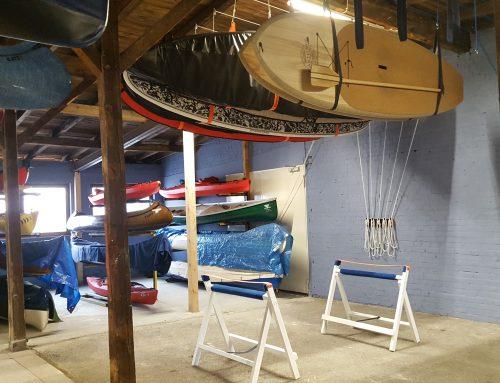 Bootslagerung 2.0 für Hamburg